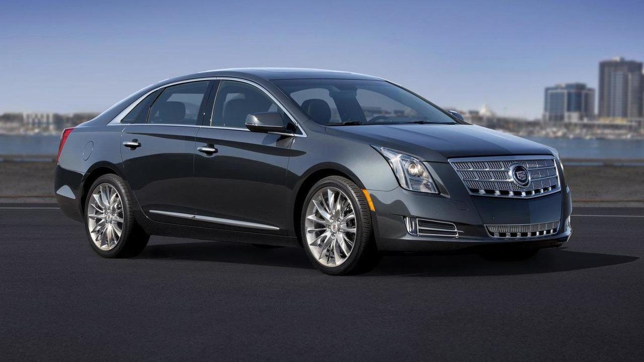 2013 Cadillac XTS official image - 10.11.2011
