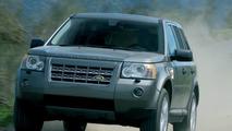 Land Rover LR2 Unveiled At LA Auto Show