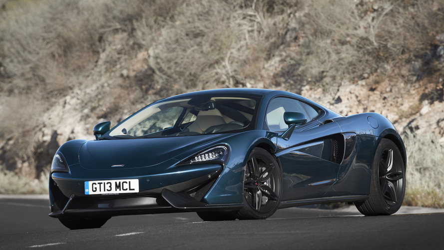 McLaren 570GT by MSO Concept revealed in Pacific Blue