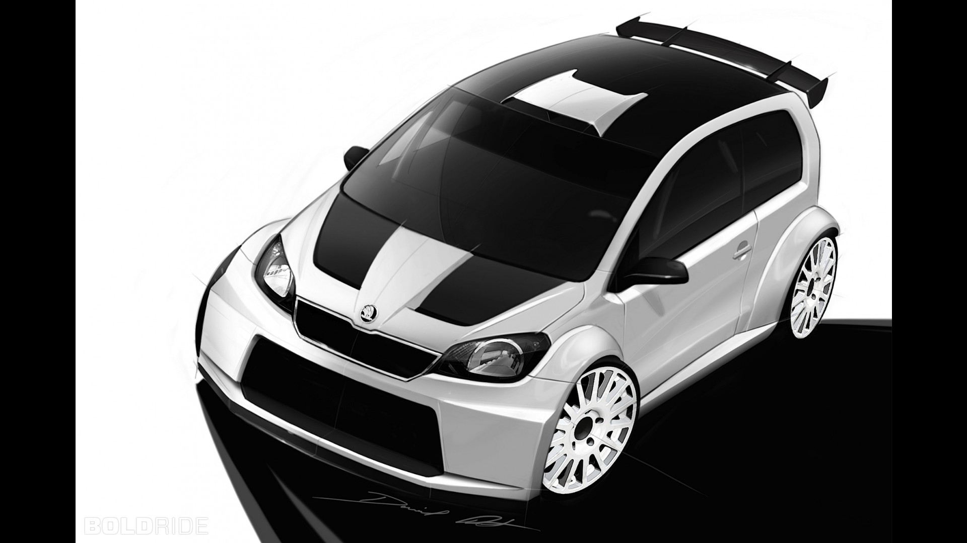 Skoda Citigo Rally Concept