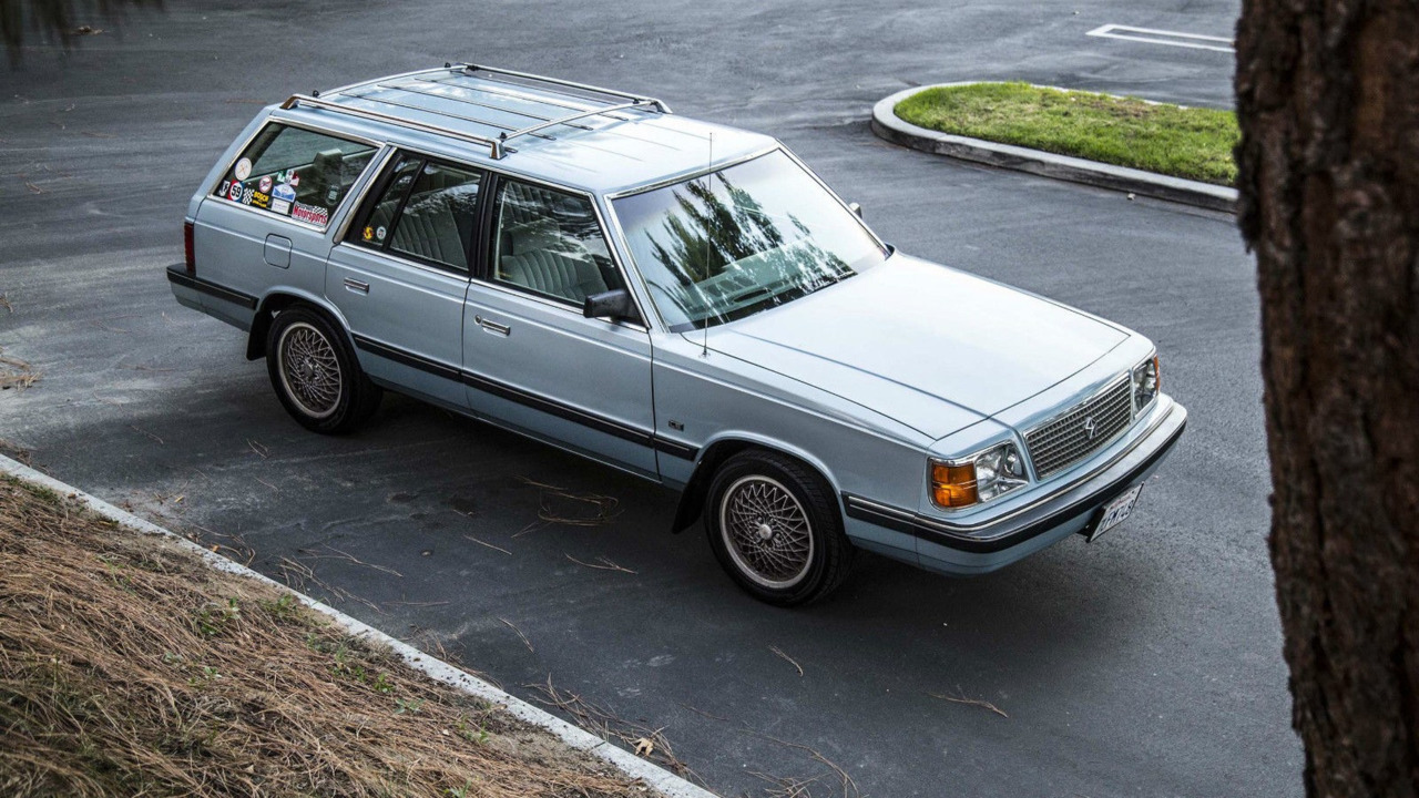 1987 Plymouth Reliant K