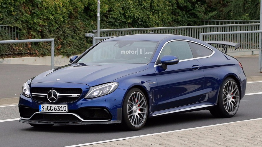 Mercedes-AMG C63 R Reportedly Coming With More Of Everything