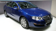 New Passat BlueMotion