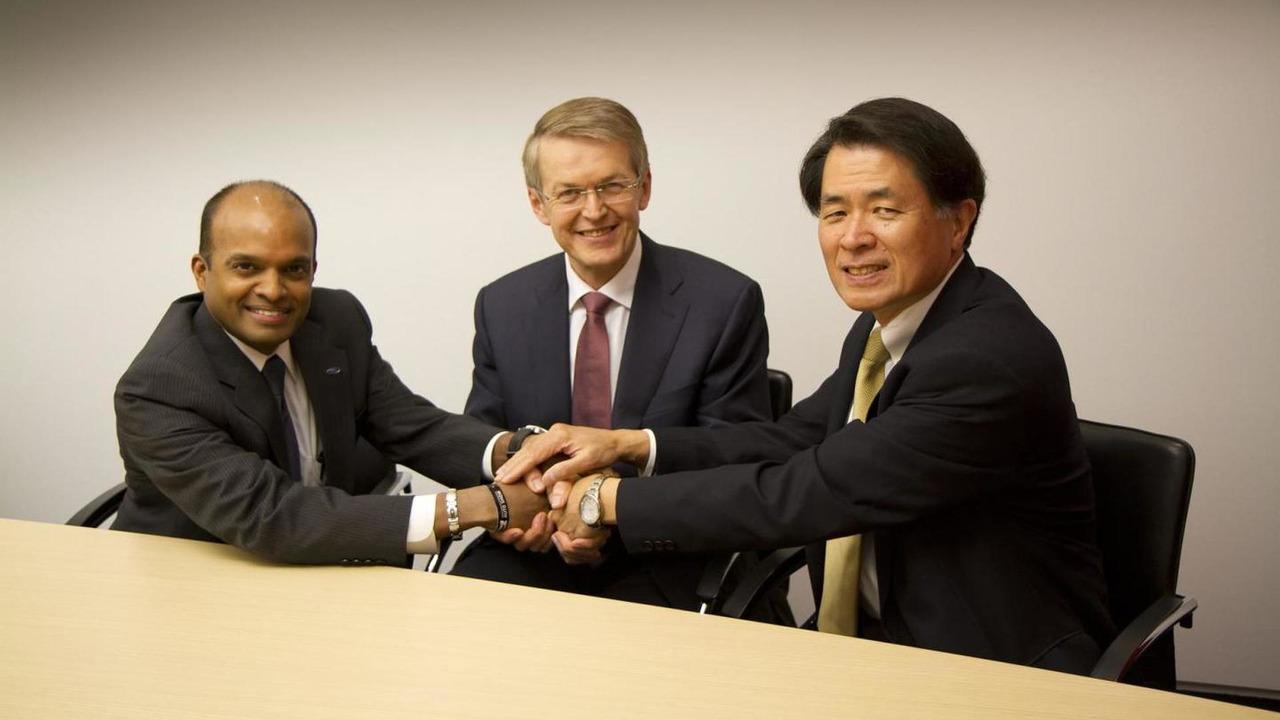 Ford, Daimler, Nissan form Fuel Cell R&D Alliance