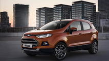 2013 Euro-spec Ford EcoSport revealed