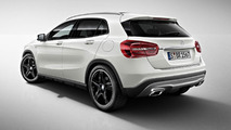 Mercedes GLA Edition 1 gets detailed