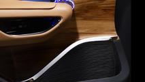 Jaguar C-X17 concept gets new paint and five seats for Guangzhou Auto Show
