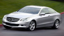2009 Mercedes-Benz CLK Artist Impression