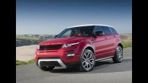 Range Rover deve anunciar preços oficiais do Evoque nesta sexta-feira