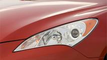 Hyundai Genesis Coupe Photos Leaked