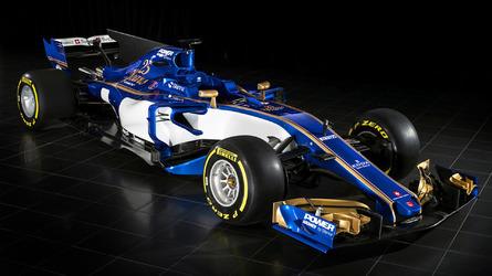 Sauber reveals its 2017 F1 challenger
