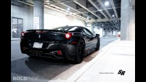 SR Auto Group Ferrari 458 Black Mist