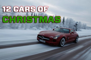 The 12 Cars of Christmas