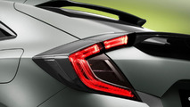 Honda Civic hatchback prototype shows sporty design in Geneva [videos]