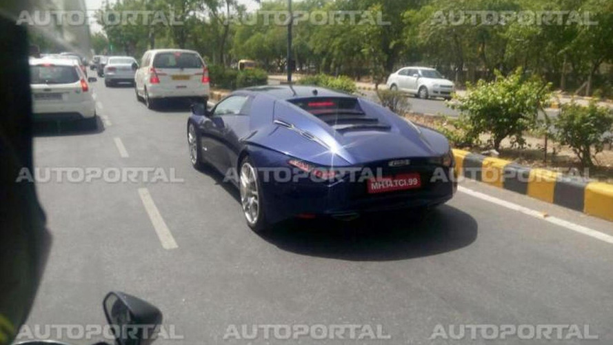 DC Avanti production version spotted in the metal in India