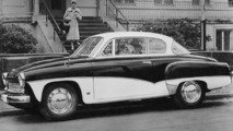 Soviet Bloc Cars Were: Wartburg 311 Coupe