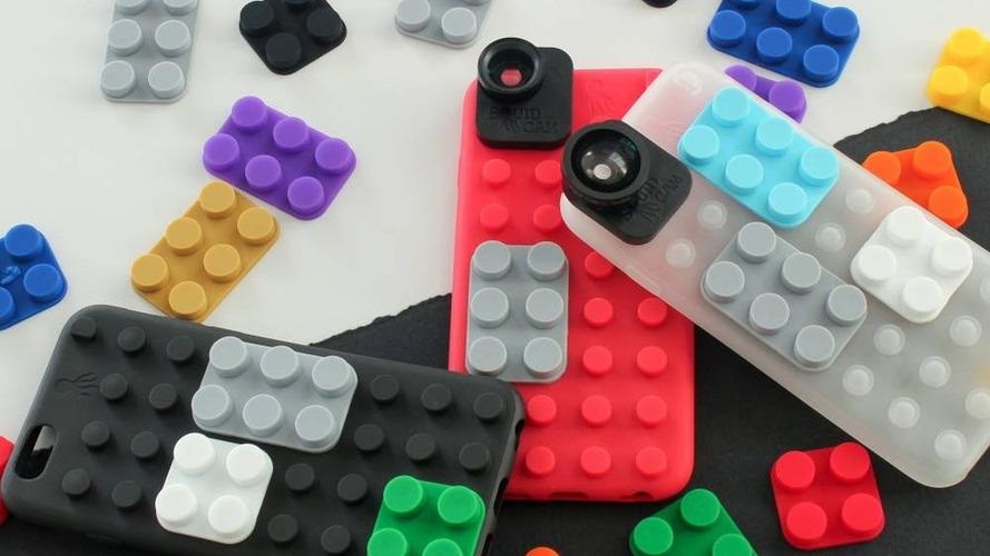 Squidcam – Full Set of Silicone Blocks