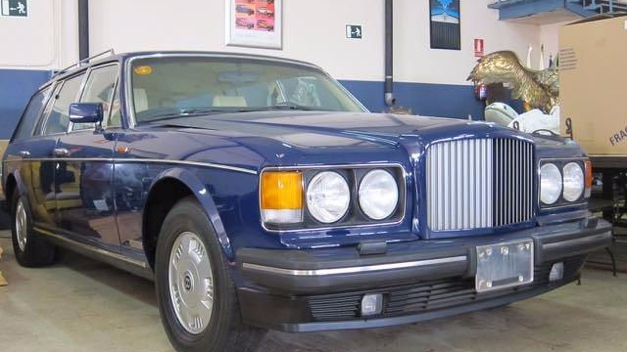 1994 Bentley Brooklands Estate