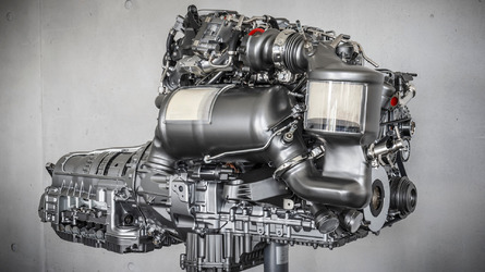 Mercedes to add particulate filters to gasoline-powered models