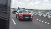 Longest queue of Ford vehicles Guinnes World Record set in Bulgaria