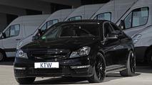 Mercedes-Benz C63 AMG by KTW Tuning has 518 bhp