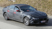 2013 Maserati Ghibli spy photo 12.03.2013 / Automedia