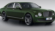 Bentley four-door coupe planned for 2018 - report