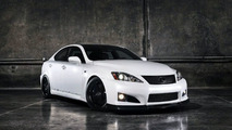 Lexus IS-F by MotorworldHype