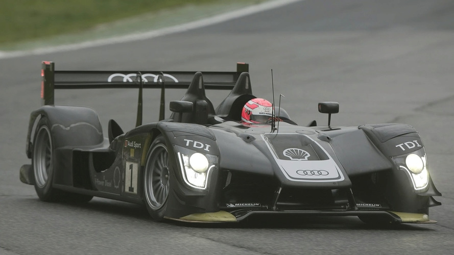 Audi R15 TDI: First Photo Released