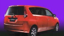Toyota Passo Sette scans leaked