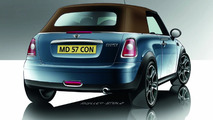 New 2009 MINI Cabrio Revealed with Video