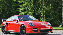 Switzer P800 package for Porsche 911 Turbo Tiptronic 08.07.2010
