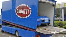 2007 Bugatti Veyron 16.4 Bugatti Light Blue  - 600