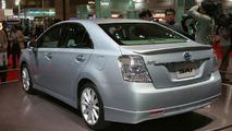 Toyota Sai Hybrid Mirrors Lexus HS250h in Tokyo