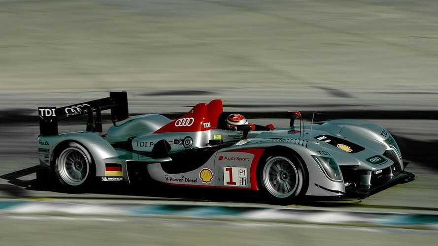Audi R15 TDI Victorious in 12 Hours of Sebring