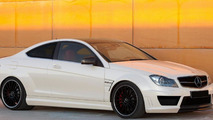 Rumor: Next C63 AMG Black Series Coupe will stick with 6.3 liter V8 - and have 507 HP