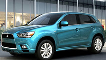 Mitsubishi RVR Compact Crossover First Look