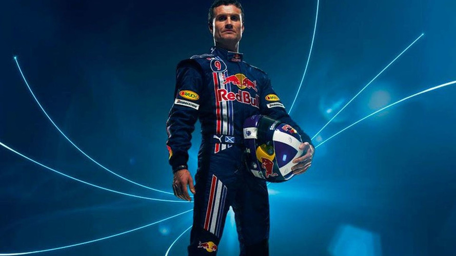 Coulthard back in Red Bull reserve role