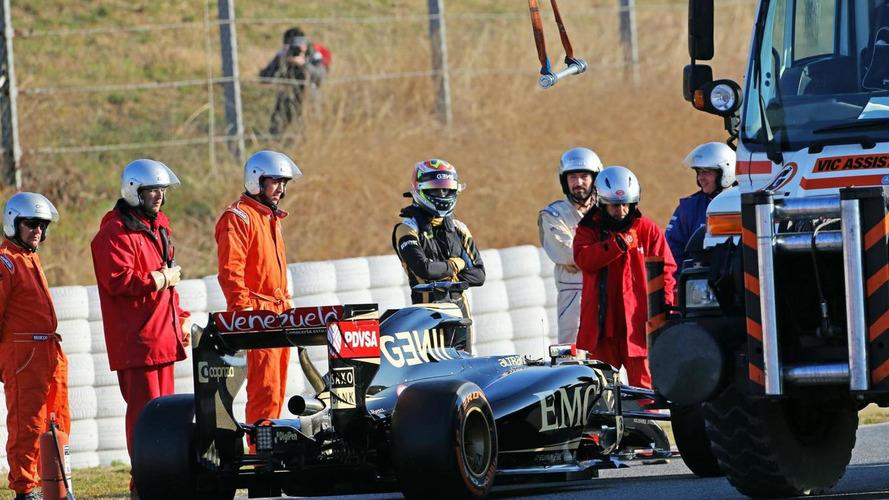 Lotus hits back at 'struggling team' image