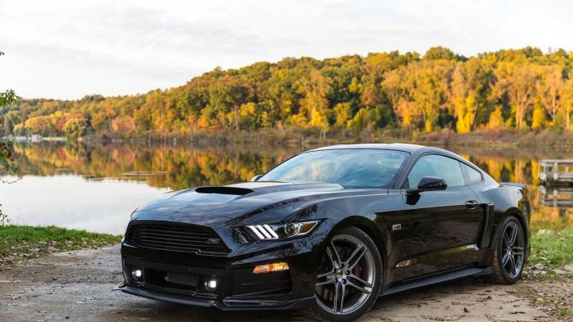 2015 Ford Mustang GT gets 600 bhp thanks to Roush supercharger [video]