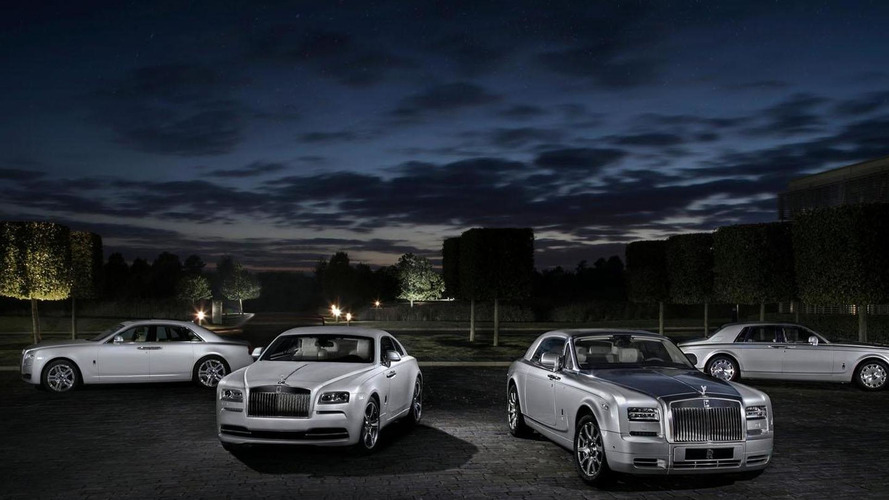 Rolls-Royce Suhail Collection unveiled
