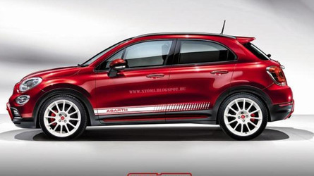 Abarth 500X expected to have AWD and 170 hp