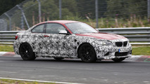 2016 BMW M2 tackles the Nürburgring