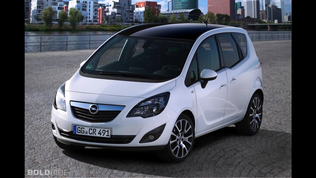 Opel Meriva Design Edition
