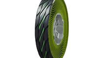 Bridgestone non-pneumatic airless tire concept announced