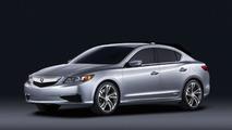 Acura ILX concept 09.1.2012