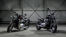 Triumph Bobber revealed