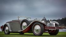 1928 Mercedes-Benz 680S Saoutchik Torpedo