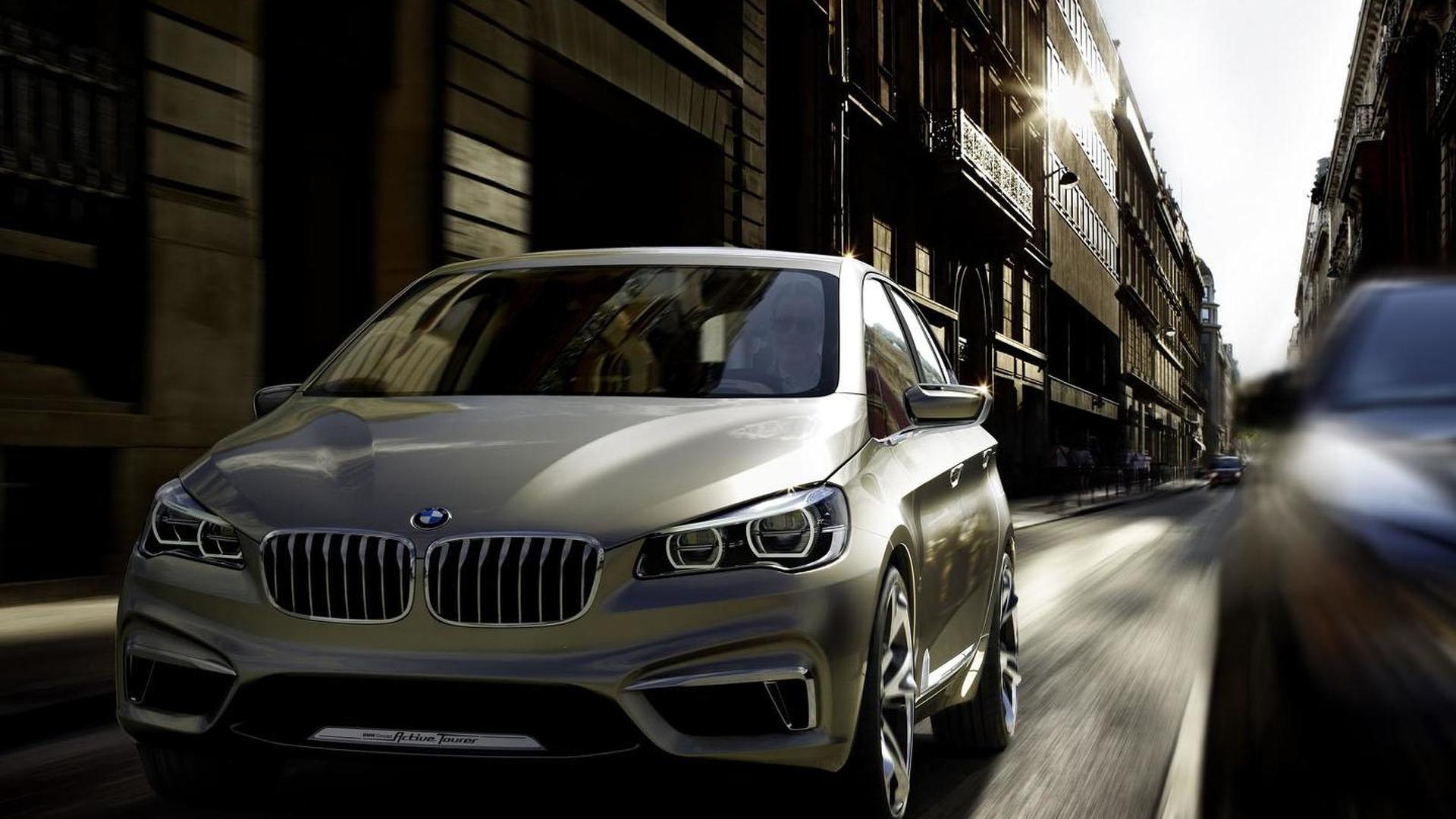BMW exec confirms ten all-new models by the end of 2014 - report