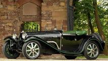 1932 Bugatti Type 55 Cabriolet.